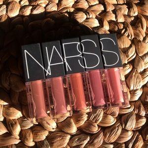 NARS NARSissist Wanted Velvet Lip Glide Set